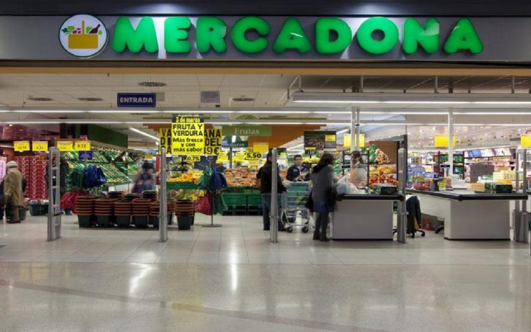Ofertas de trabajo en supermercados Mercadona