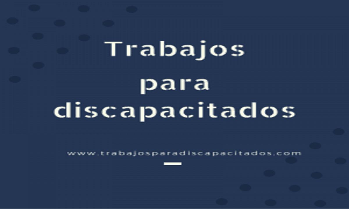 Empleo discapacitados trabajos para discapacitados for Convenio oficinas madrid 2017
