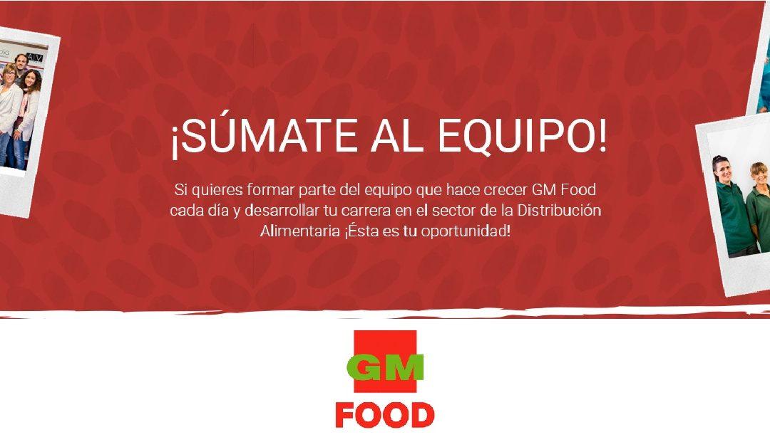 Empleo en GM FOOD