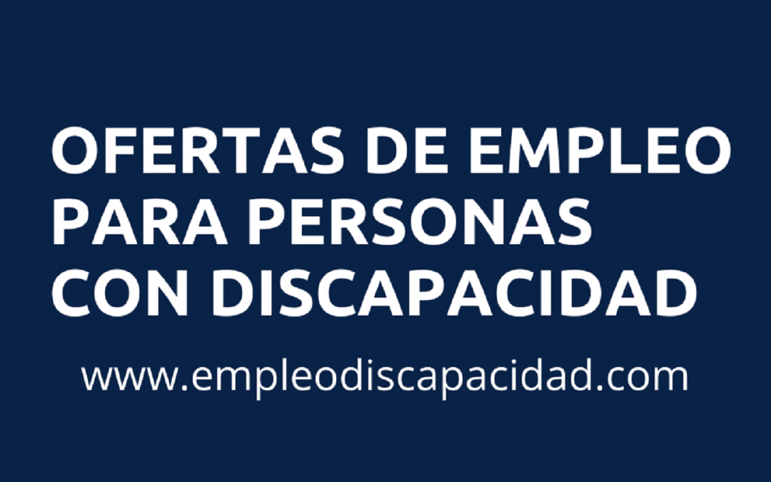 Trabajo para trabajadores con discapacidad